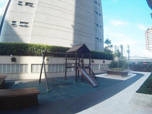 apartamento residencial à venda, bairro jardim, santo andré. - ap1498