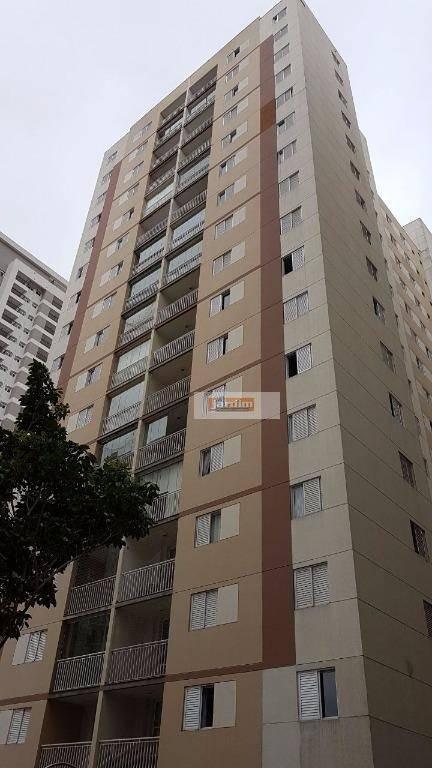 apartamento residencial à venda, bairro jardim, santo andré. - ap5186