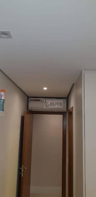 apartamento residencial à venda, bairro jardim, santo andré. - ap5259