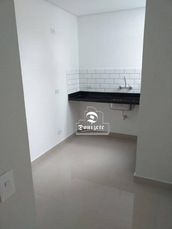 apartamento residencial à venda, bairro jardim, santo andré. - ap7587