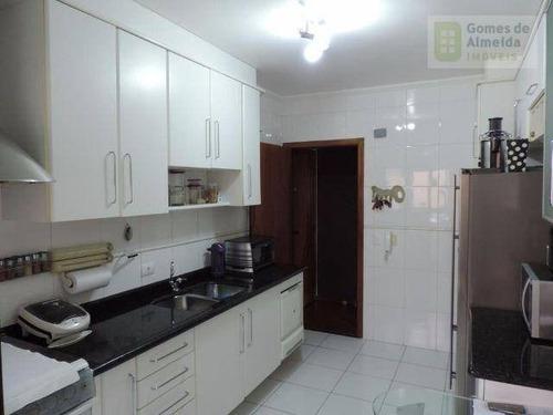 apartamento residencial à venda, bairro jardim, santo andré. - codigo: ap2625 - ap2625