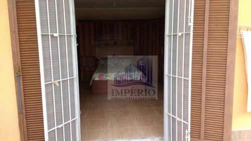 apartamento residencial à venda, balneário campos eliseos, itanhaém. - ca0015