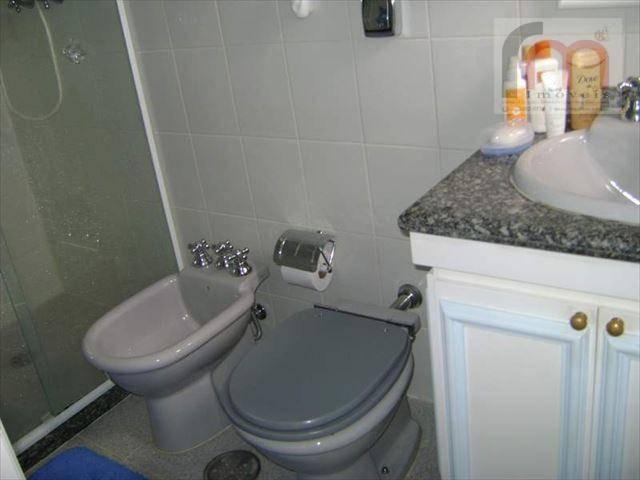apartamento residencial à venda, balneário cidade atlântica, guarujá - ap1230. - ap1230