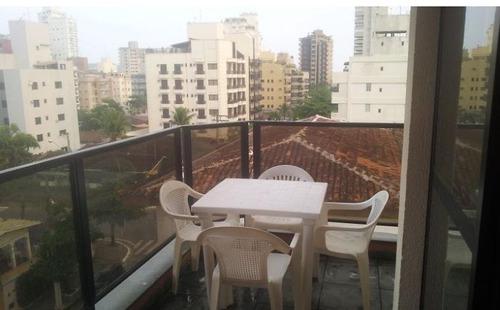 apartamento residencial à venda, balneário guarujá, guarujá. - ap0299