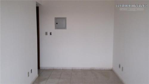 apartamento  residencial à venda, balneário maracanã, praia grande. - codigo: ap0895 - ap0895