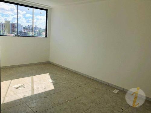 apartamento residencial à venda, bancários, joão pessoa - ap6063. - ap6063