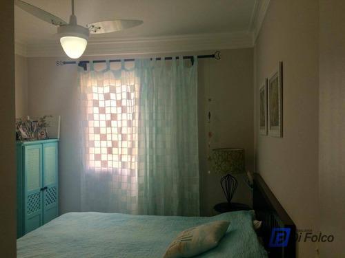 apartamento residencial à venda, barcelona, são caetano do sul. - ap0518