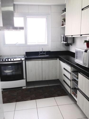 apartamento residencial à venda, barcelona, são caetano do sul. - ap51783