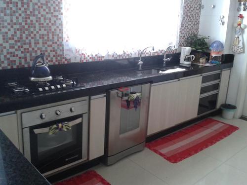 apartamento residencial à venda, barcelona, são caetano do sul. - ap57184
