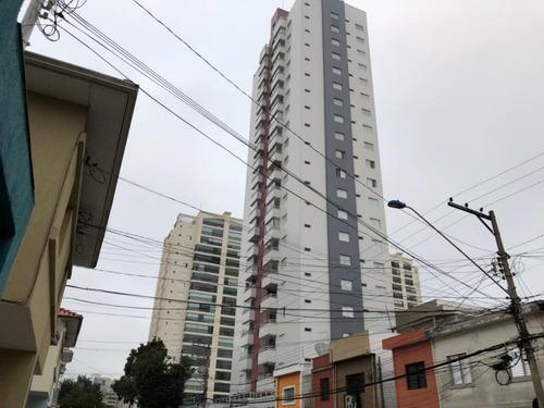 apartamento residencial à venda, barcelona, são caetano do sul. - ap58645