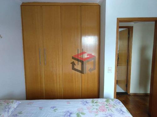 apartamento residencial à venda, barcelona, são caetano do sul. - ap59663