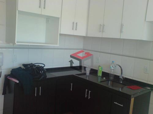 apartamento residencial à venda, barcelona, são caetano do sul. - ap59930