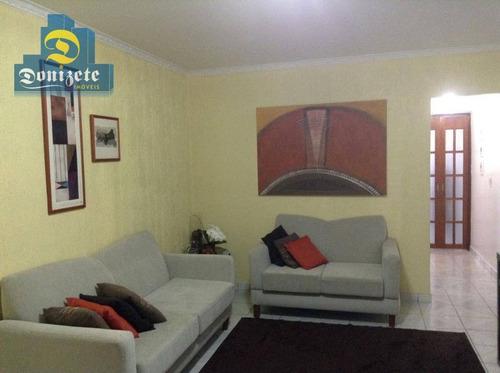 apartamento residencial à venda, barcelona, são caetano do sul. - ap7178