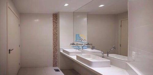 apartamento residencial à venda, barra da tijuca, rio de janeiro - ap0021. - ap0021
