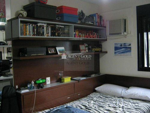 apartamento residencial à venda, barra da tijuca, rio de janeiro - ap0217. - ap0217