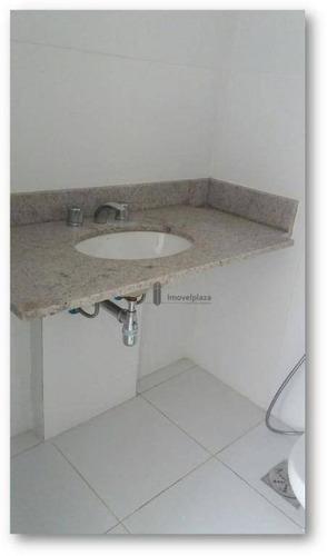 apartamento residencial à venda, barra da tijuca, rio de janeiro. - ap1099
