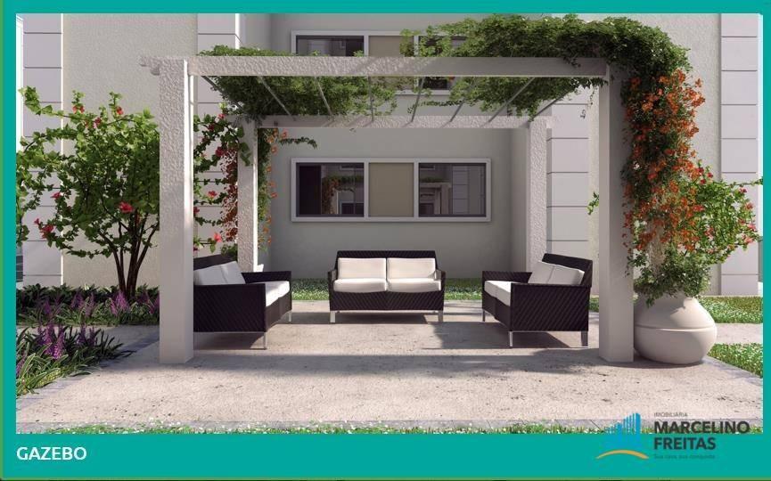 apartamento residencial à venda, barra do ceará, fortaleza - ap2360. - ap2360