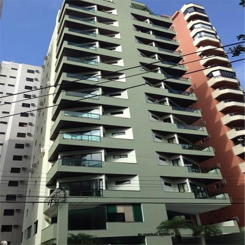 apartamento  residencial à venda, barra funda, guarujá. - ap0343