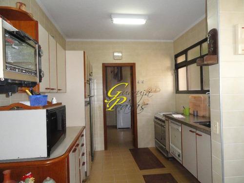 apartamento residencial à venda, barra funda, guarujá - ap2632. - ap2632