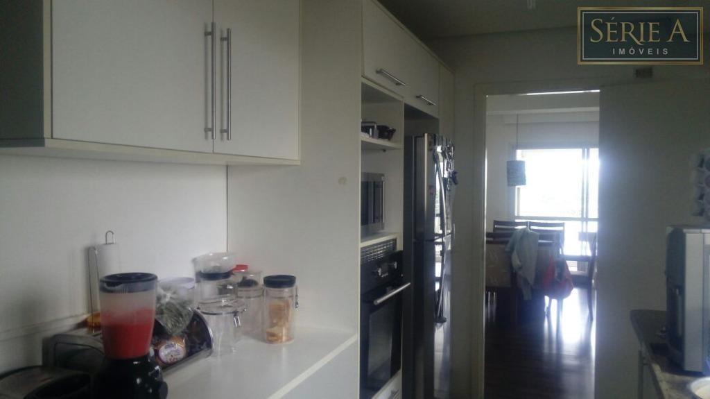 apartamento residencial à venda, barra funda, são paulo. - ap1205