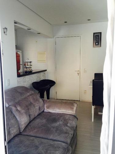apartamento residencial à venda, barra funda, são paulo. - ap1214
