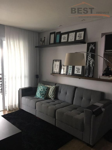 apartamento residencial à venda, barra funda, são paulo. - ap4646
