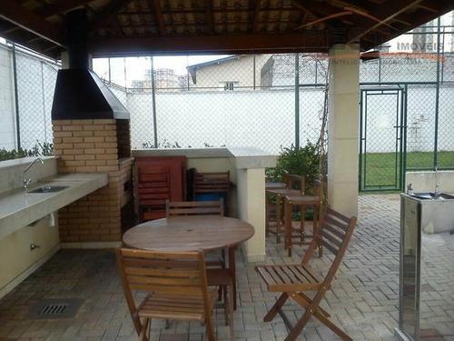 apartamento residencial à venda, barra funda, são paulo. - ap4899