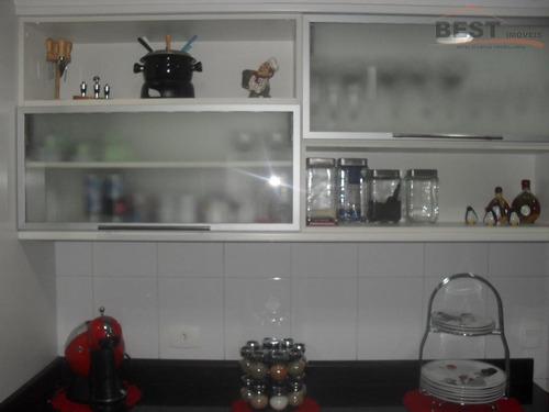 apartamento residencial à venda, bela aliança, são paulo. - ap3398