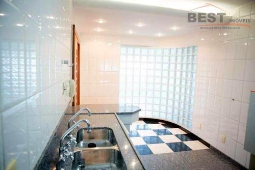 apartamento residencial à venda, bela aliança, são paulo. - ap4437