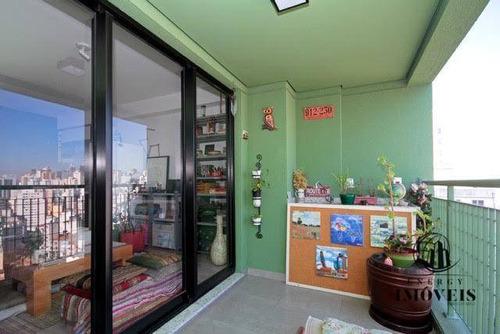 apartamento residencial à venda, bela vista, são paulo. - ap0888
