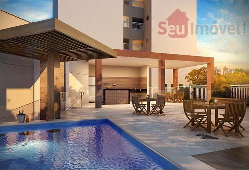 apartamento residencial à venda, benfica, fortaleza - ap0418. - ap0418