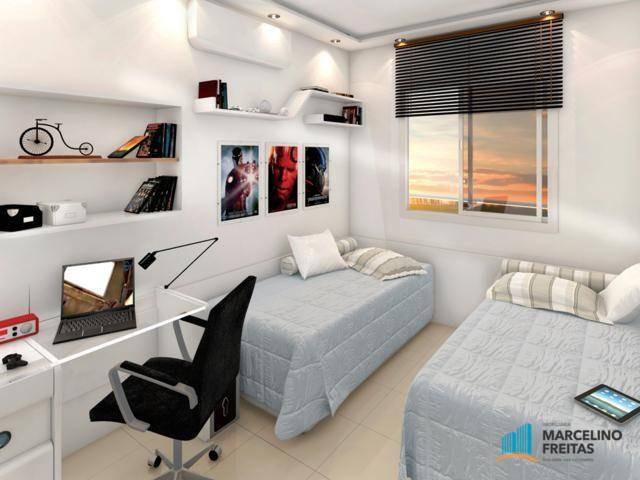 apartamento residencial à venda, benfica, fortaleza - ap1214. - ap1214
