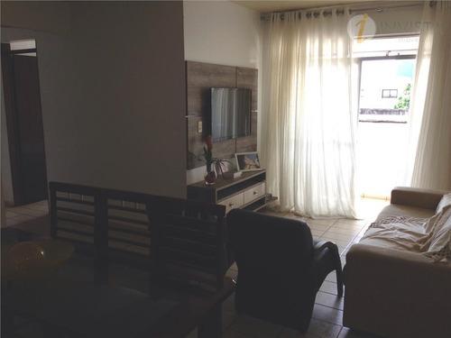 apartamento residencial à venda, bessa, joão pessoa - ap3188. - ap3188