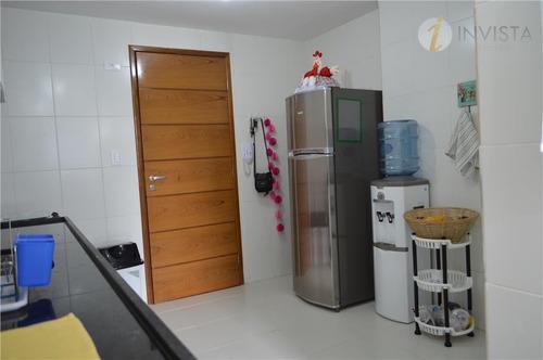 apartamento residencial à venda, bessa, joão pessoa - ap3294. - ap3294