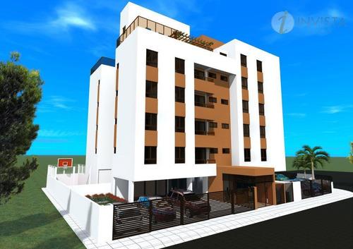 apartamento residencial à venda, bessa, joão pessoa - ap3458. - ap3458