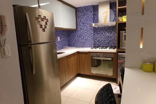 apartamento  residencial à venda, bessa, joão pessoa. - ap4633