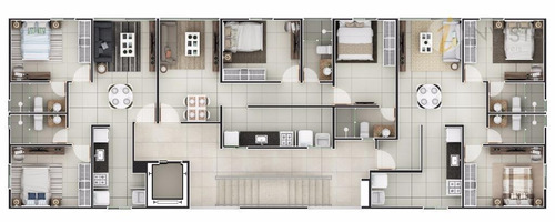 apartamento residencial à venda, bessa, joão pessoa - ap5370. - ap5370
