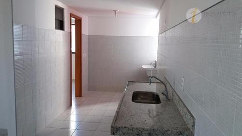 apartamento residencial à venda, bessa, joão pessoa. - ap5495