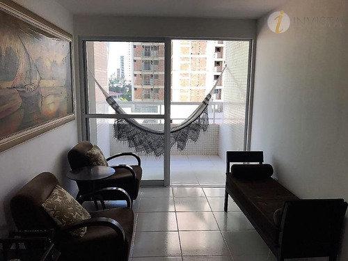 apartamento residencial à venda, bessa, joão pessoa. - ap5550