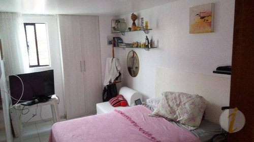 apartamento residencial à venda, bessa, joão pessoa. - ap5725