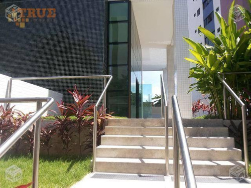 apartamento residencial à venda, boa viagem, recife. - ap2617