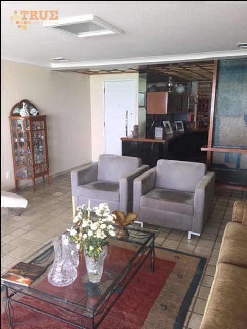 apartamento residencial à venda, boa viagem, recife. - ap2625