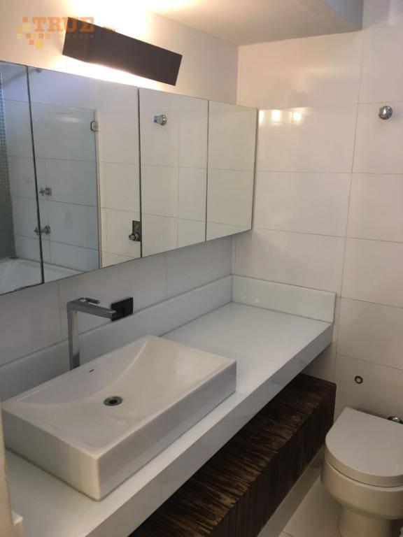 apartamento residencial à venda, boa viagem, recife. - ap2632