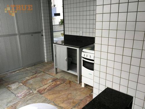 apartamento residencial à venda, boa viagem, recife. - ap2643