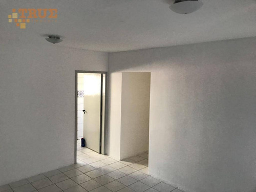 apartamento residencial à venda, boa viagem, recife. - ap2644