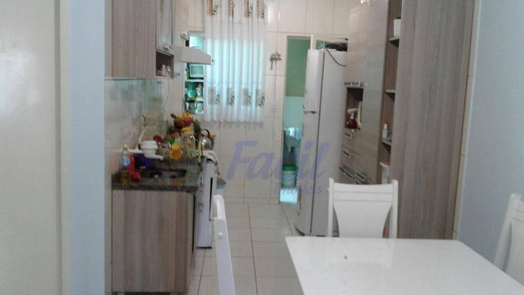 apartamento residencial à venda, boa vista, ponta grossa. - ap0001