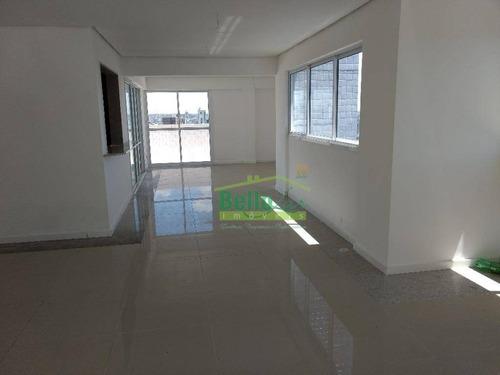 apartamento residencial à venda, boa vista, recife. - ap0768
