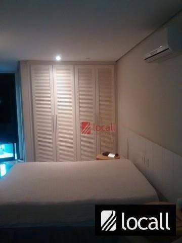 apartamento residencial à venda, boa vista, são josé do rio preto. - ap0278
