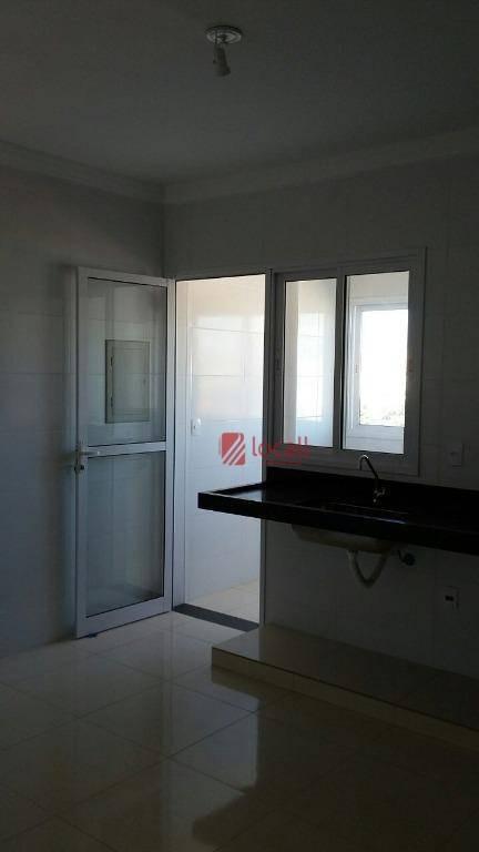 apartamento residencial à venda, boa vista, são josé do rio preto. - ap0796