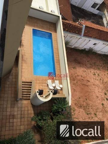 apartamento residencial à venda, boa vista, são josé do rio preto. - ap0820
